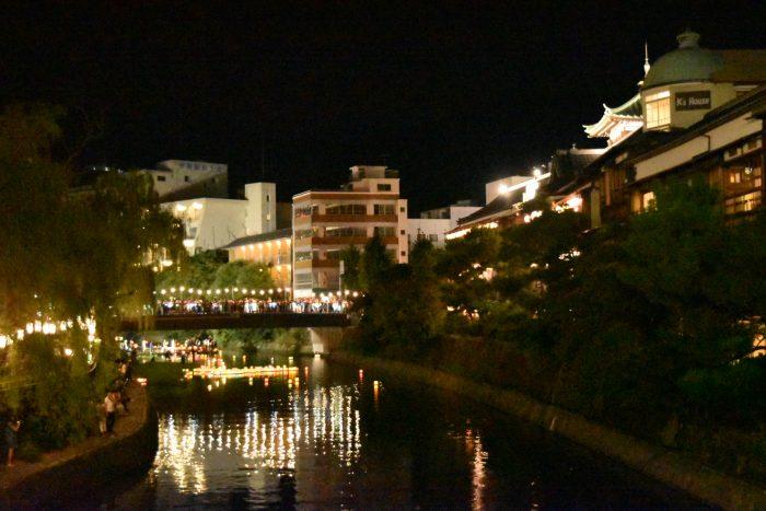 松川灯篭流し(12)