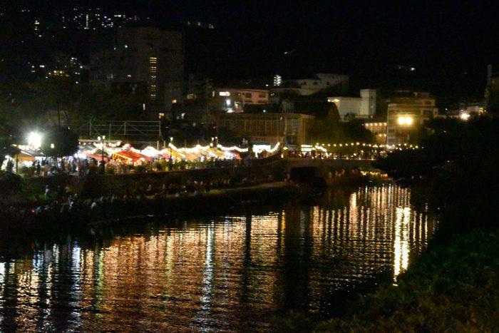 松川河畔(3)